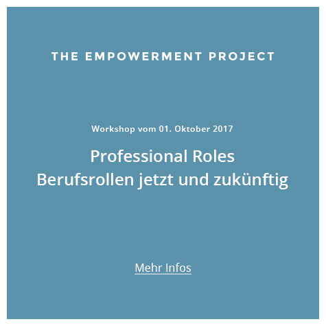 2017/10  Professional Roles