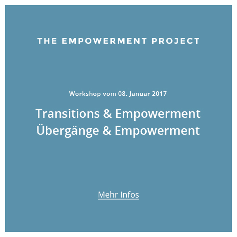 2017/01  Transitions & Empowerment