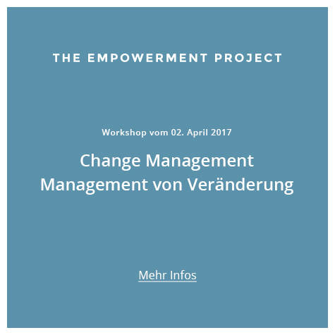 2017/04  Change Management