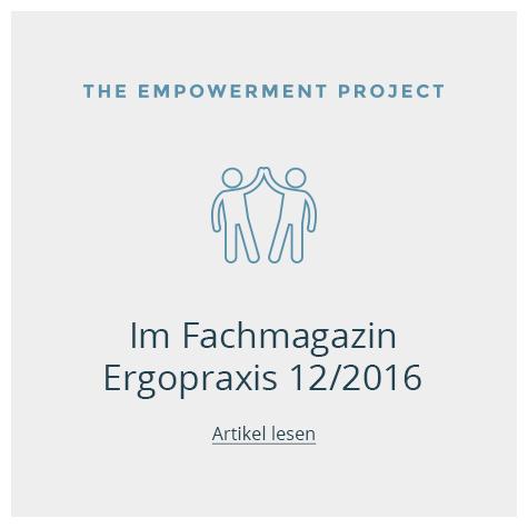 2016/12  Ergopraxis Artikel